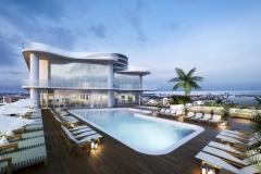 34 Rooftop Pool